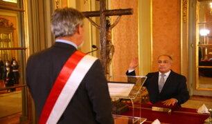 ¿Quién es Javier Palacios, el nuevo ministro de Trabajo?
