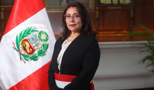 Violeta Bermúdez juró como titular de la PCM: su hoja de vida, perfil y trayectoria