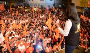 Fuerza Popular sigue en carrera electoral, pero sus finanzas estarán bajo vigilancia judicial
