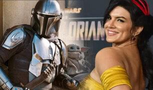 The Mandalorian: Gina Carano es criticada por fans de la serie