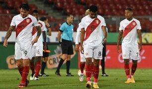 Selección en crisis: Perú tuvo el peor arranque en Eliminatorias con formato 'todos contra todos'