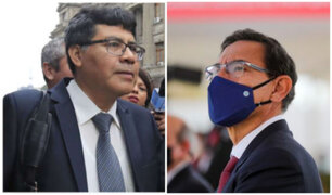 Martín Vizcarra: Equipo Especial Lava Jato seguirá investigando al expresidente