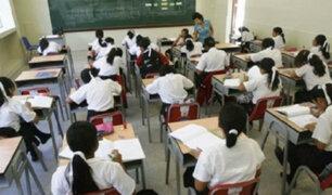 Minedu: protocolo para retorno gradual a clases presenciales será publicado este miércoles