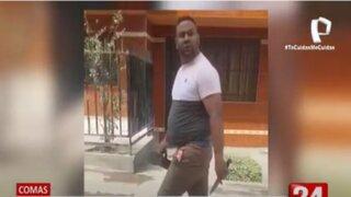 Acusan a inquilino de matar por venganza a hombre que lo desalojó en Comas