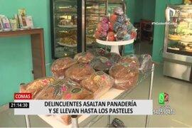 Comas: panadería es blanco de la delincuencia por segunda vez