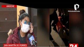 SMP: víctima de robo denuncia que fiscal no le habría dado el apoyo correspondiente