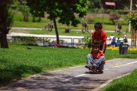 Niños menores de 12 años podrán ingresar a parques municipales de Lima