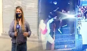 Así se generaron los disturbios en Mesa Redonda