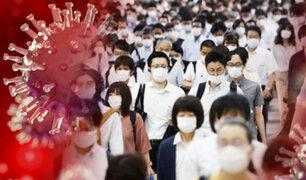COVID-19: Declaran estado de emergencia en Tokio por aumentó de contagios