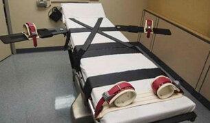 EEUU: ejecutan sujeto que asesinó a una menor de 16 años por venganza