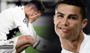 ¿Cristiano Ronaldo se va de la Juventus?