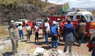 Sacsayhuamán: iniciarán reforestación de zonas afectadas por incendio forestal