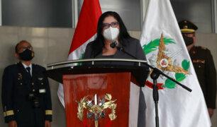 Mindef: FFAA garantizarán elecciones y reforzarán lucha contra covid-19