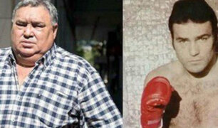 """Argentina: murió Juan Domingo """"Martillo"""" Roldán, leyenda del boxeo"""