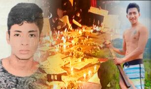 Centro de Lima: Fiscalía realiza reconstrucción de la muerte de Inti y Bryan