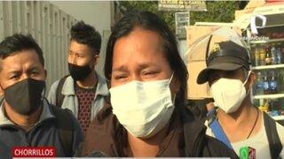 Chorrillos: Niño de un año quedó en coma tras ser atropellado por patrullero policial