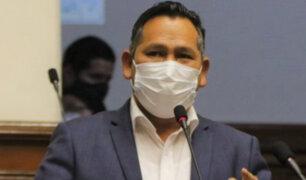 Perci Rivas: congresista de APP es acusado de falsificación de documentos
