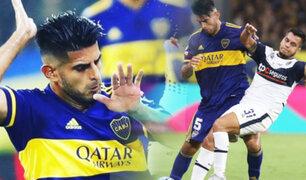 Carlos Zambrano:  Boca Juniors cayó ante Lanús