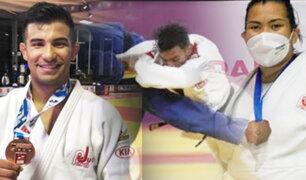 Judo peruano suma tres nuevas medallas en Panamericano de México