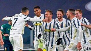 Cristiano Ronaldo imparable: Juventus venció 2-0 al Cagliari