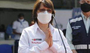 Pilar Mazzetti: 65% de la población limeña es susceptible de contraer COVID-19