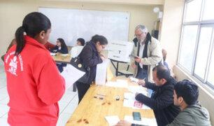 Elecciones 2021: JNE fiscalizará comicios internos de partidos políticos este domingo 29