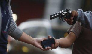 SMP: delincuentes matan a padre de familia para robarle celular