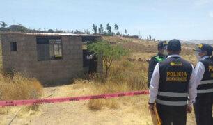 Arequipa: hallan cadáver de hombre dentro de una precaria habitación