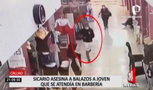 Callao: comerciantes de galería piden mayor seguridad tras asesinato de joven