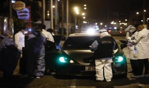 Adolescente fallecido en balacera: suspenden a policías involucrados en persecución