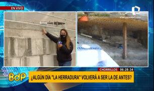 Chorrillos: Playa La Herradura cambia de apariencia tras denuncia de Panamericana Tv
