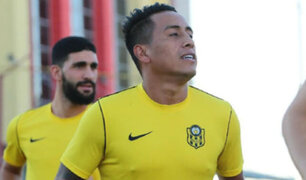 Club Yeni Malatyaspor separó a Christian Cueva por 'indisciplinado comportamiento'