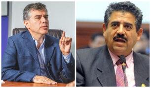 """Guzmán responde a Merino: """"Le recomendaría que se dedique a preparar su defensa legal"""""""