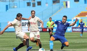 Universitario cayó por 2-0 ante Carlos Stein y peligra su acceso a final de la Liga 1