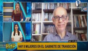 """Fernando Vivas: enfrentamiento entre Ejecutivo y Legislativo sería """"inevitable"""" pese a postura del gabinete"""