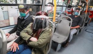 En Lima, 7  de cada 10 mujeres han sido víctimas de acoso en el transporte público, según MTC