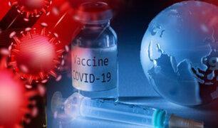 Ya se han aplicado más de 100 millones de vacunas contra covid-19 a nivel mundial