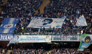 Diego Maradona: Napoli cambiará nombre al estadio San Paolo en honor al ídolo argentino