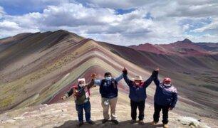 Cusco: montaña de colores Vinicunca reabrirá sus rutas al turismo