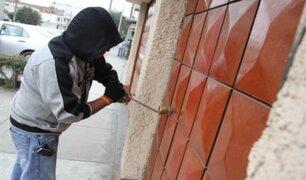 Callao: delincuentes ingresan a robar a vivienda mientras dueños descansaban