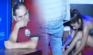Detienen a 35 personas en bar clandestino