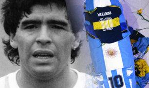 Autopsia de Maradona: Esta fue la causa de su muerte