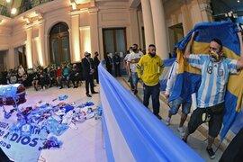 Diego Maradona será enterrado en la provincia de Buenos Aires este jueves