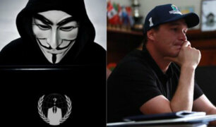 ¿Qué pasó entre Forsyth y Anonymous?: hackers arremeten contra candidato tras video viral
