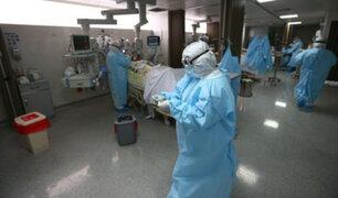 Colegio Médico de Lambayeque: nos quedan una o dos camas UCI y nos falta personal médico