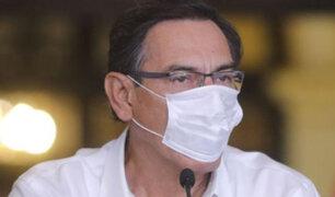 Comisión de Fiscalización recomienda inhabilitar a Vizcarra por 10 años para cargos públicos