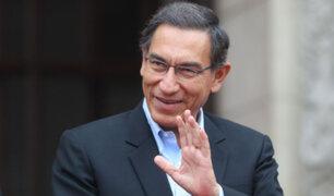 Elecciones 2021: declaran improcedente solicitud contra candidatura de Martín Vizcarra