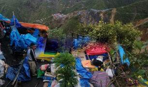 Fuertes vientos destruyen campamentos mineros en Puno