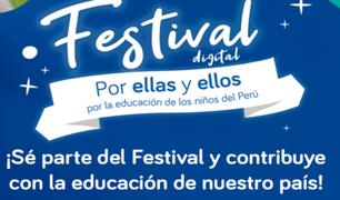 Crea +: festival digital por la educación busca entregar 3 mil tablets a niños de todo el Perú