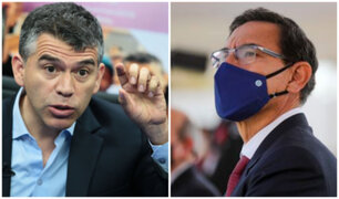 Julio Guzmán califica de error que Martín Vizcarra postule al Congreso por Somos Perú